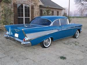 1957 Chevrolet Belair 2 Door Hardtop 1957 Chevrolet Bel Air 2 Door Hardtop 125306