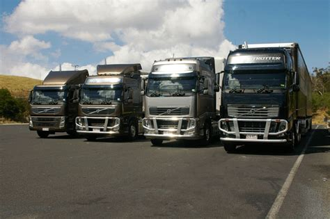 volvo trucks in australia our clients drysys