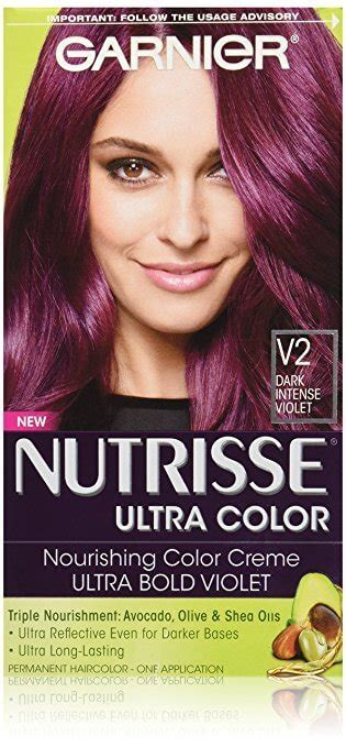 does nutrisse ultra colour dye have ppd in it best purple hair dye for lasting shine tips and reviews
