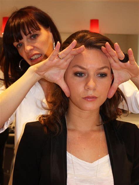 coupe de cheveux courte pour visage ovale coupe de cheveux court pour visage ovale amanda simon