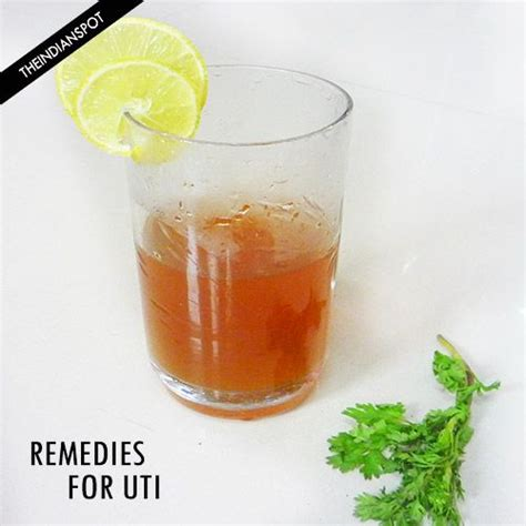 home remedies for uti and discomfort urinary tract