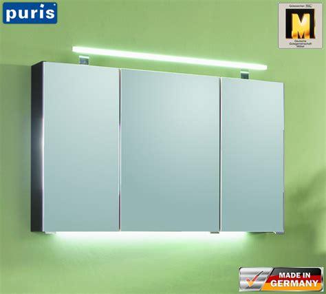 spiegelschrank puris puris fresh spiegelschrank 120 cm impuls home
