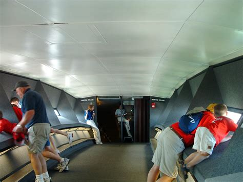 file interior of st louis arch jpg wikimedia commons