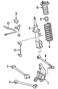 Mr2 Exhaust System Diagram 2005 Toyota Mr2 Spyder Parts Oem Toyota Parts Toyota