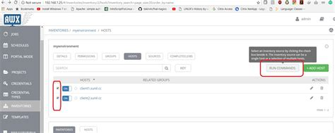 docker tutorial centos 7 how to install ansible awx with docker on centos 7