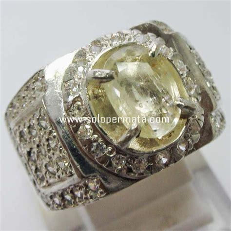 Batu Akik Permata Sapphire Ceylon batu permata white sapphire ceylon sp086 garansi