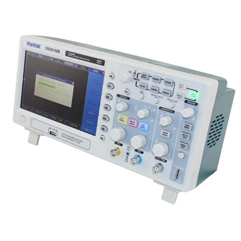 Oscilloskop Digital new hantek 100mhz digital storage oscilloscope dso5102b