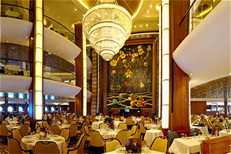 Oasis Of The Seas Dining Room by What To Expect On A Cruise The Dining Room Cruise