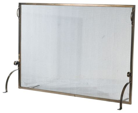 Simple Fireplace Screen by Meyda Lighting 107248 60 Quot W X 42 Quot H Simple Fireplace Screen