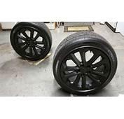 PlastiDip Wheels  Automotive Touch Up Professionals