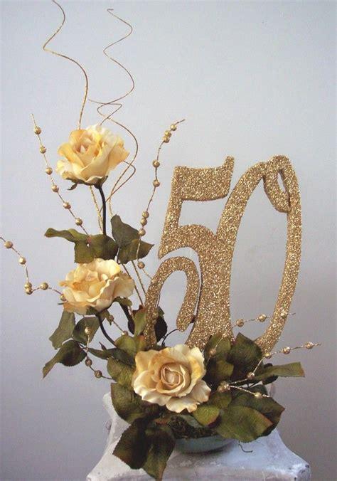 wedding anniversary centerpieces flower brances