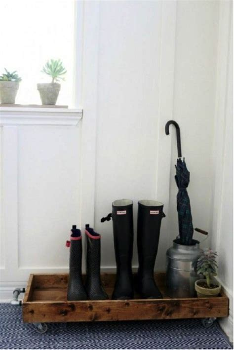 Shoe Tray For Entryway 10 ideas to store shoes in your entryway