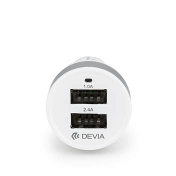 Devia Backpack devia dual usb mfi lightning car charger 2 1a