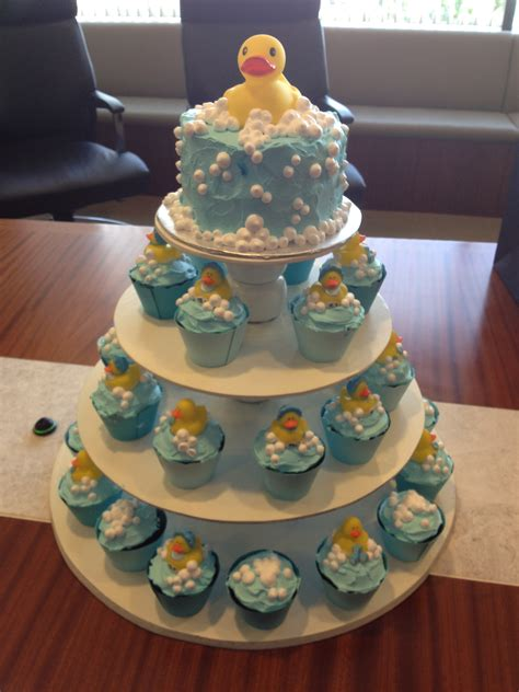 How To Decorate Cupcakes For Baby Shower by Photo Simple Baby Shower Cupcake Ideas Image