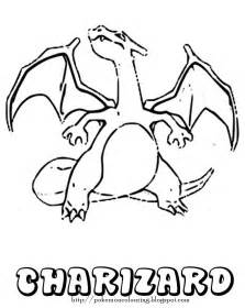 charizard coloring pages free charizard coloring pages