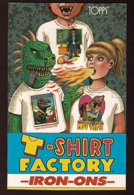 Iron On T Shirt Vintage vintage iron on transfers backward glances