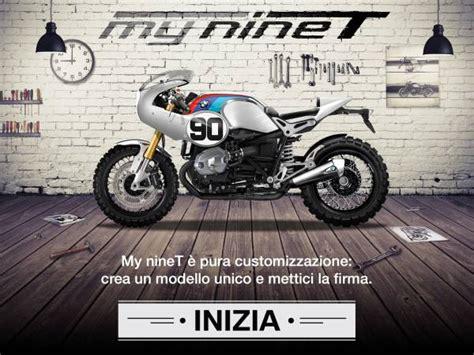Bmw Motorrad Mobile Card by My Ninet