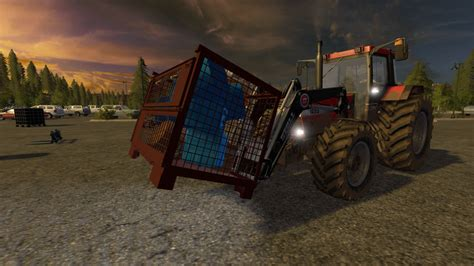 Box Ls by Barret Box With Belts V 1 0 Ls17 Farming Simulator 2017