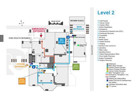 Parking Lot Floor Plan by General Information