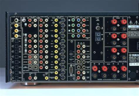 product review yamaha rx  dddts matrix  receiver