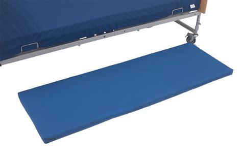 medline bedside folding floor mat fall mat and floor fall out mat fom thorpe mill