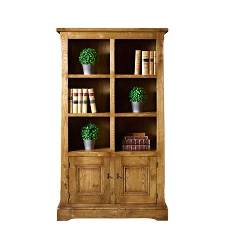 Bookcases With Doors Uk Chatsworth Bookcase With Doors Choice Furniture