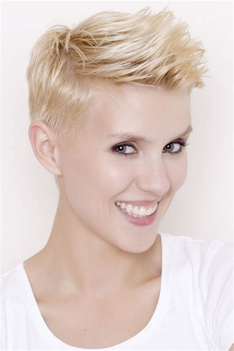 shaved side prom hairstyles cute short cuts with hair shaved women medium haircut