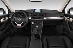 2014 lexus ct 200h cockpit interior photo automotive