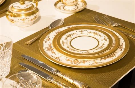 fancy place setting how to set your dining table for an elegant dinner