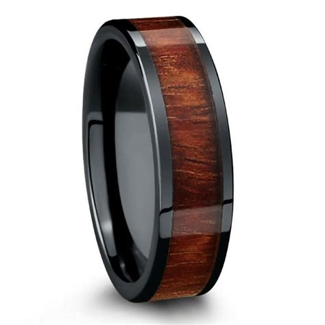 wedding bands wood best 25 wood wedding bands ideas on wood