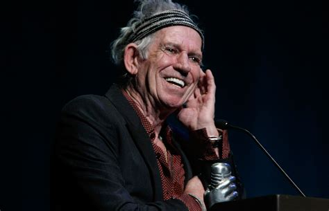 A Of For Keith by Keith Richards Credits The Stones With Saving His