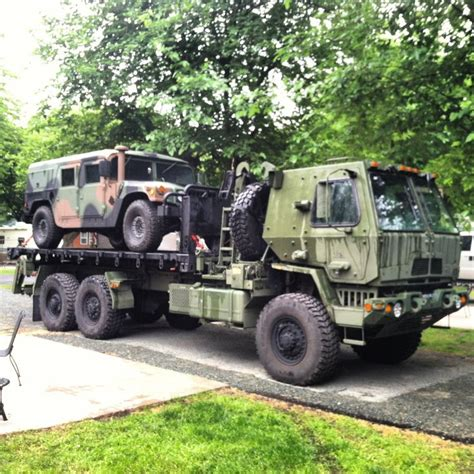 Sontog Dc Army Series 5 privately owned m1148a1p2 with modified m998 series hmmwv at the mvcc s quot c delta quot in lodi ca