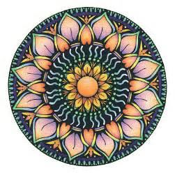 mandala meaning of colors o poder das mandalas desenhefacil