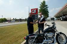 Ufc Harley Davidson Sweepstakes - xyience and quiktrip convenience stores announce winner in harley davidson sweepstakes