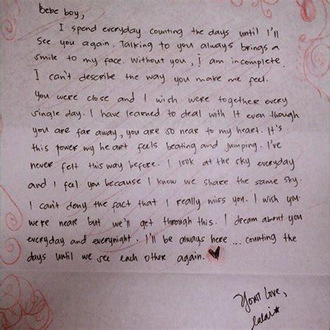 letter for him proper letters for him letter format writing