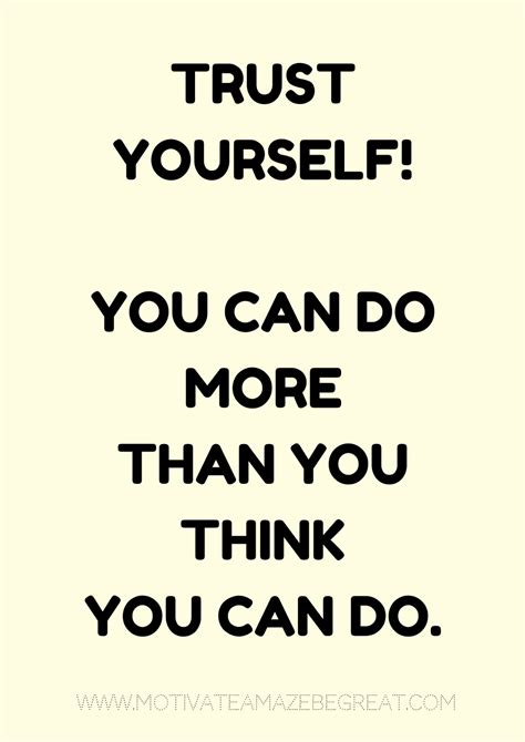 I Can Do This I Think by 27 Self Motivation Quotes And Posters For Success