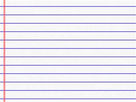 lined paper powerpoint template free lined paper backgrounds for powerpoint education