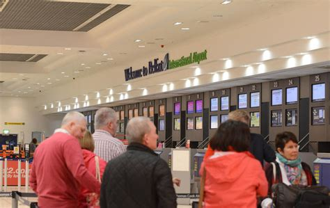 Belfast Records Belfast International Airport Records Rising Profits As Ryanair Expands Belfast Hub