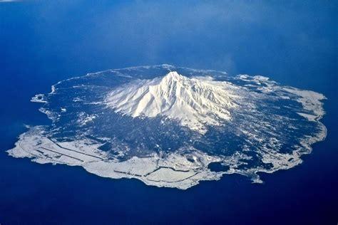 of island rishiri island