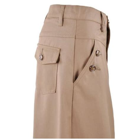 khaki skirts for dress