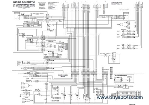 bobcat s300 schematic wiring diagrams wiring diagram schemes