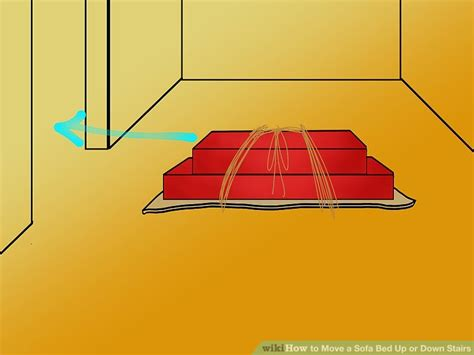how to move a sofa bed how to move a sofa bed up or down stairs 9 steps with
