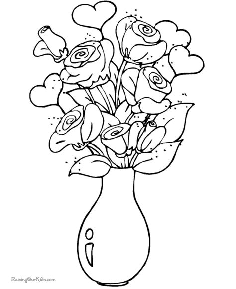 Free Printable Valentines Day Coloring Pages Coloring Home Free Printable Coloring Pages For Valentines Day