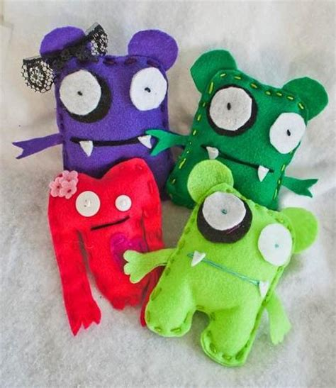 felt crafts top 10 cutest felt crafts inspiration paperblog
