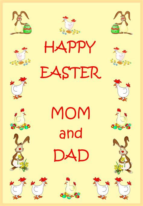 printable christmas cards for mom and dad free easter cards free printable greeting cards