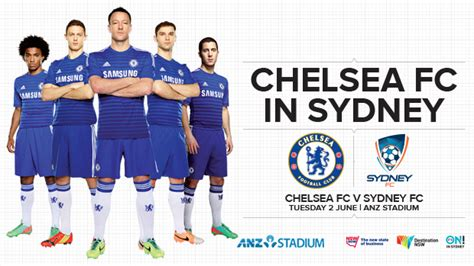Jam Fc Chelsea Official the tickets sydney free software