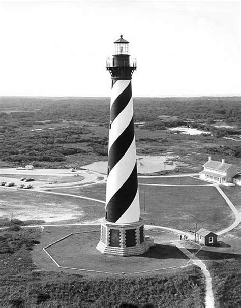 Outer Black Cape cape hatteras lighthouse carolina at