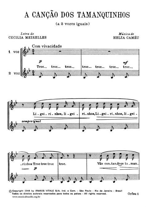 Helza Camêu - A canção dos tamanquinhos | Musica Brasilis