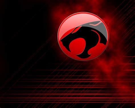 logo abstract wallpaper red logo thundercats wallpaper hd wallpaper 3d