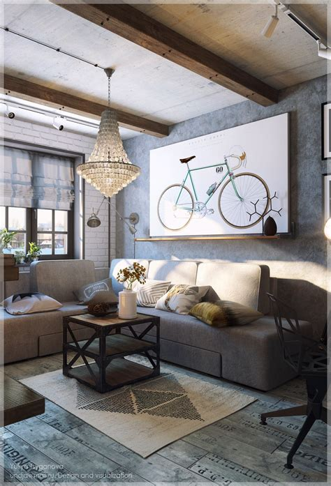 eclectic modern living room 3 chic modern eclectic spaces